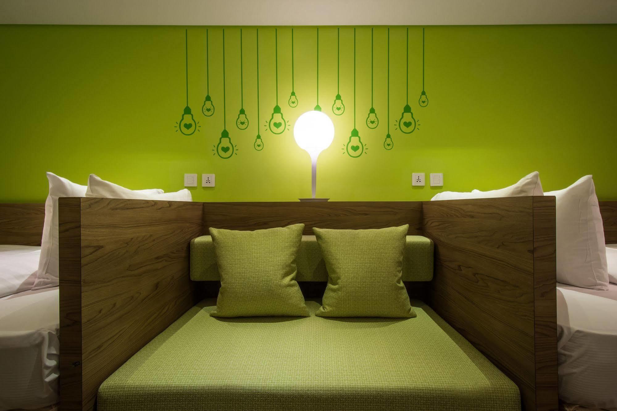 Hotel Green World Zhonghua Taipei